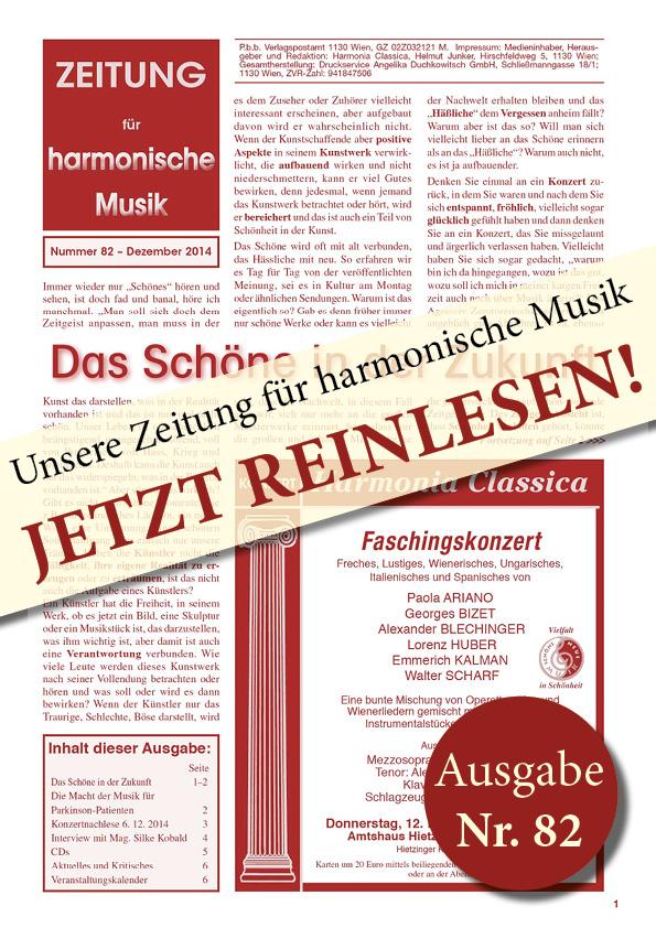 Deckblatt HC Zeitung82