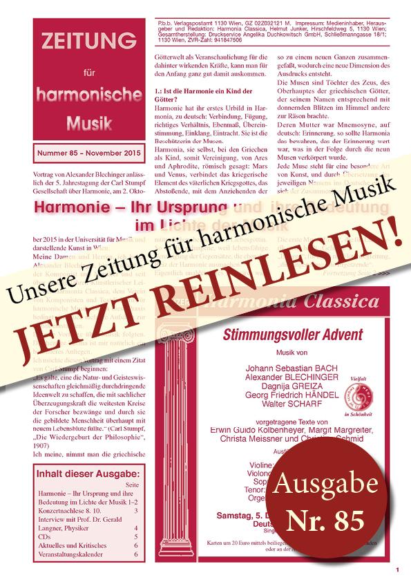 Deckblatt HC Zeitung86