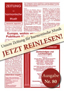 Deckblatt HC Zeitung80