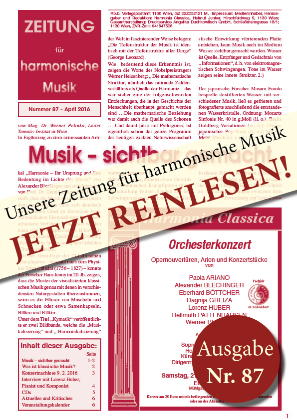 Deckblatt HC Zeitung87