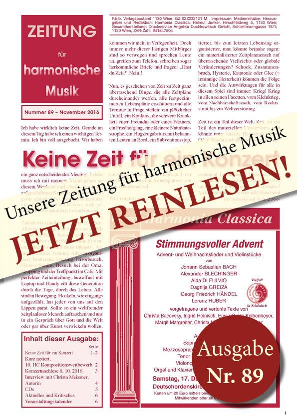 Deckblatt HC Zeitung 91