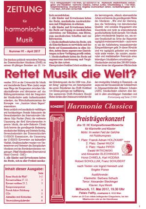 Deckblatt HC Zeitung 92